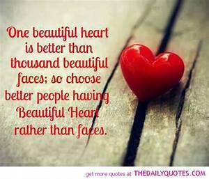 Most Beautiful Heart Touching Quotes. QuotesGram
