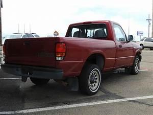 1995 Gasoline Mazda B