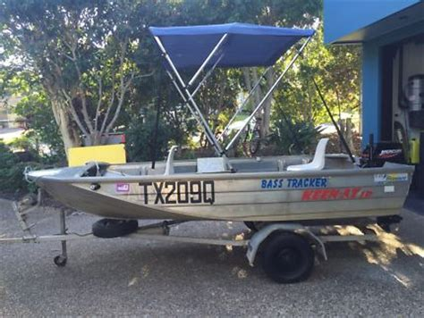 Bass Boats For Sale Gumtree by Aluminium Tinny Mooloolaba Maroochydore Area Preview