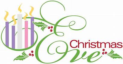 Candlelight Eve Christmas Clip Clipart Religious Service