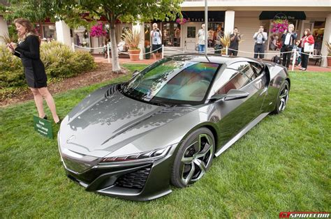 pebble beach 2013 acura nsx gtspirit