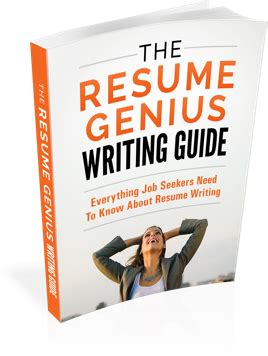 Guide To Writing Resume by Free Downloadable Resume Templates Resume Genius