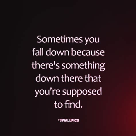 Quotes About Falling Down Quotesgram