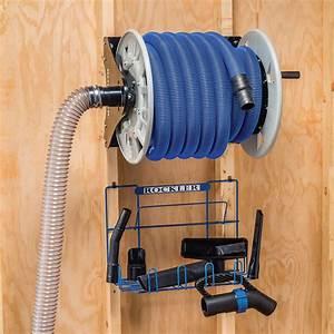 Dust Right U00ae Shop Vacuum Hose Reel