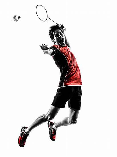 Sport Badminton Play Easy Young Sports Player