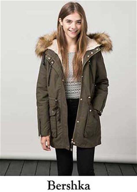 Bershka jackets winter 2016 coats for women