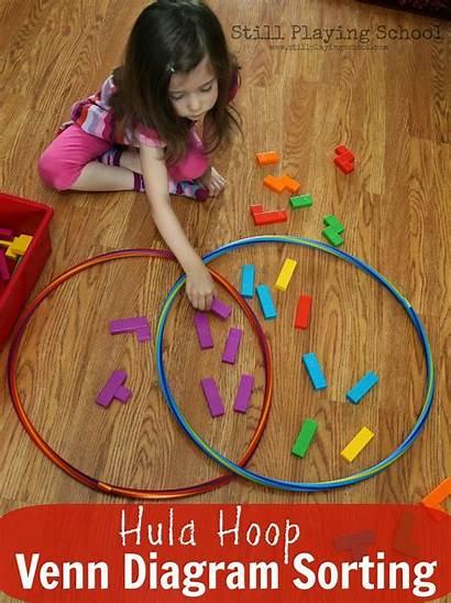 Hula Hoop Sorting Venn Diagram Activities Diagrams