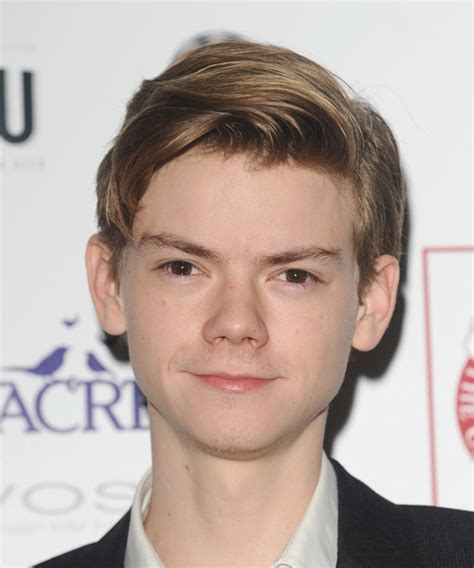 Thomas Brodie Sangster Hairstyles for 2018   Celebrity