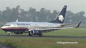 Aerom U00e9xico Boeing 737-700