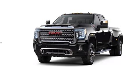 2020 gmc 3500hd 2020 gmc 3500hd sle features specs and price carbuzz