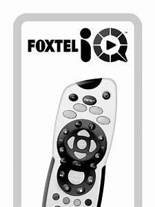 Foxtel Iq Remote Control Hd     Instruction Manual Faq