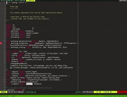 Vim Python Ide Based Structure Fuzzy Finder