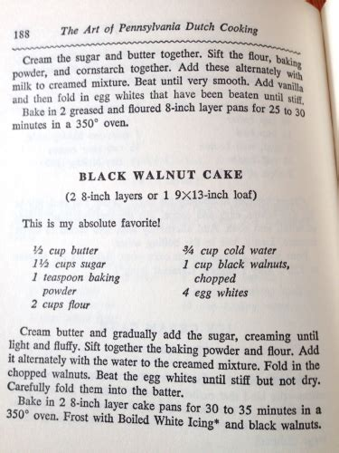 black walnut cake food   food