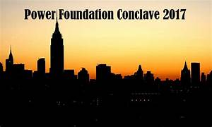 Power Foundation Conclave 2017|Business Events In NewDelhi ...