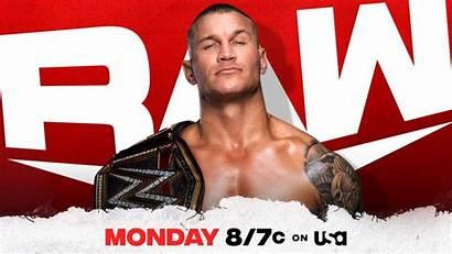 Wwe Raw Randy Orton Monday Night November