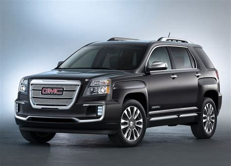 GMC Car : 2018 Gmc Terrain Release Date, Price, News