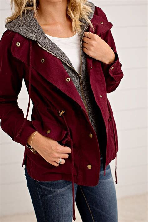 Need This Layered Utility Jacket For Fall So Cute Cute