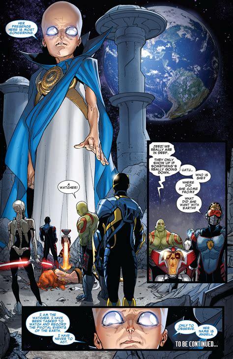 Guardians of the Galaxy Issue 6: UATU | NoMoreMutants.com ...