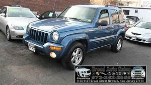 2003 Jeep Liberty 3 7 V6 Limited 4wd