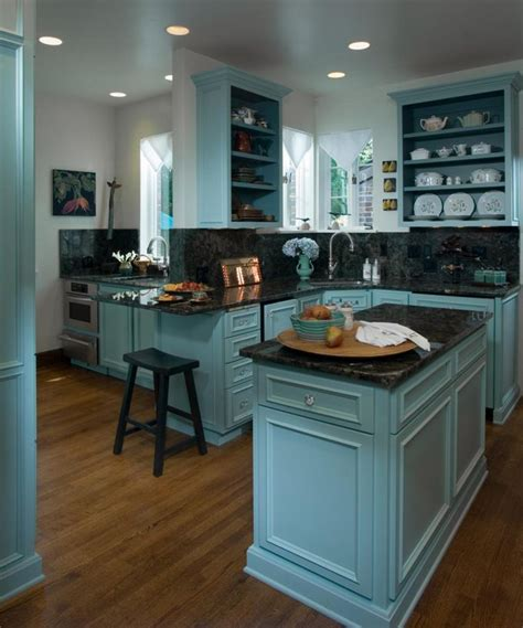 Teal Green Kitchen Cabinets by 25 Best Ideas About Turquoise Cabinets On