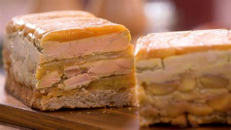 recette terrine de foie gras aux pommes petits plats en
