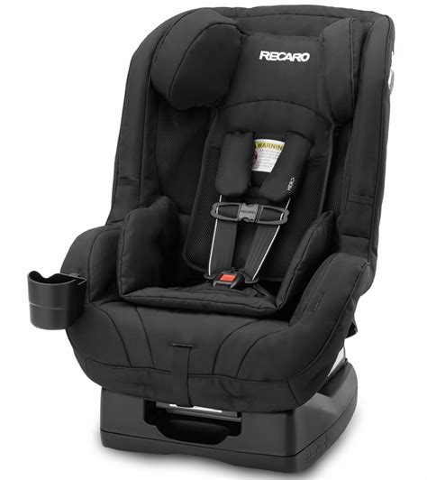 Recaro Roadster Convertible Car Seat Midnight