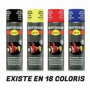 Peinture Epoxy Bombe : peinture en bombe a rosol hard hat rust oleum bricozor ~ Edinachiropracticcenter.com Idées de Décoration