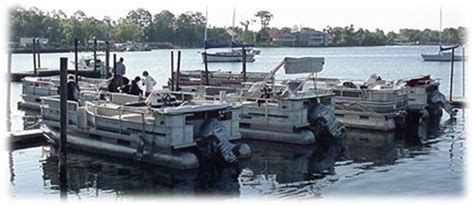 Crystal River Boat Rentals by Rent A Boat In Crystal River Florida Pontoon Boat Rentals
