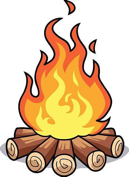Bonfire Clipart C Clipart Bonfire Pencil And In Color C