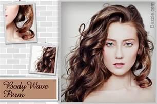 Hair Body Wave Perm
