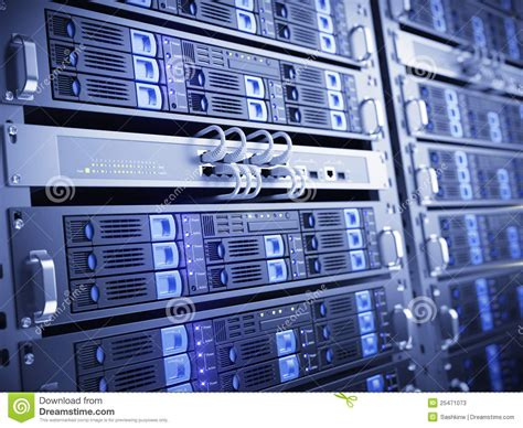 For A Server by Computer Servers Stock Illustration Image Of Performance