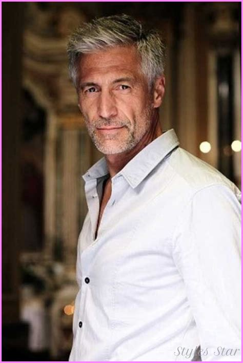 mens hairstyles over 50 years old mens hairstyles over 50 years old stylesstar com