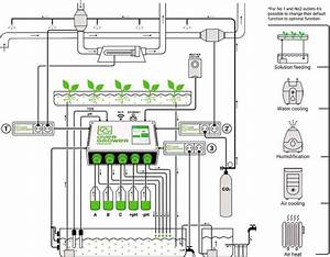 Automation And Robotics Used In Hydroponic System