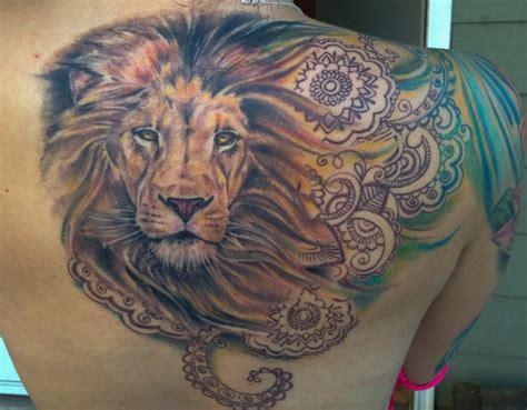loewen sternzeichen tattoos