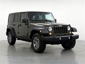 Used Jeep Wrangler With Manual Transmission For Sale