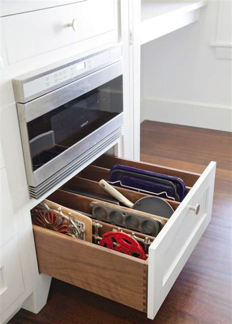 kitchen storage drawers 10 kitchen organization tips 3146