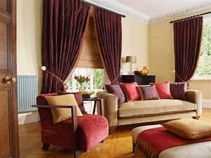 30, Eclectic, Living, Room, Curtain, Design, Ideas