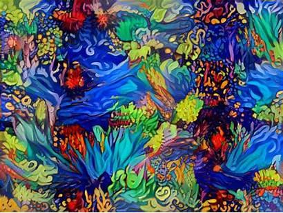 Garden Gifs Painting Css Animation Nature Sarah