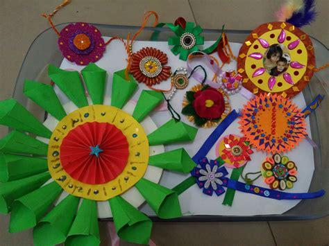 rakhi making competition  grade  vydehi school