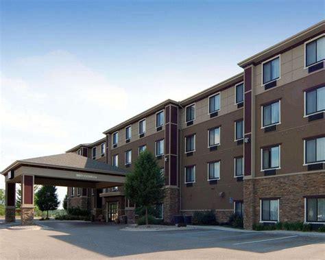 Comfort Suites Grand Rapids North Comstock Park In
