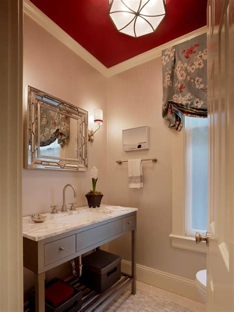 baths  powder rooms hgtv