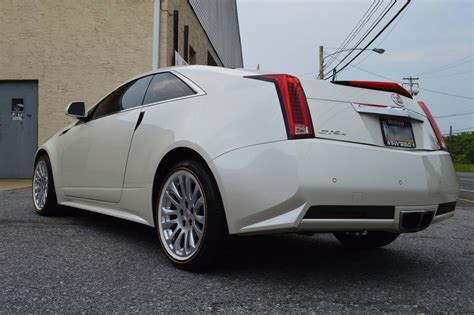 pearl white cts coupe royal customs