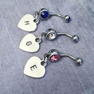 Customized Belly Button Rings With Names | www.pixshark ...
