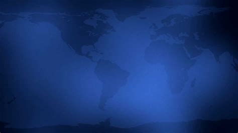 World Background Blue World Map Hd Motion Graphics Background Loop