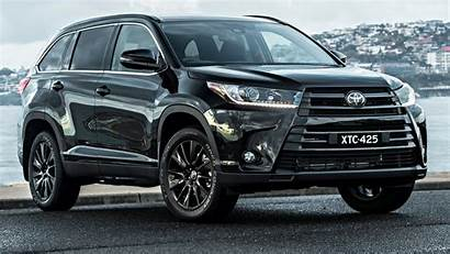 Toyota Kluger Edition