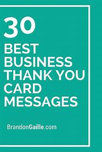 31 best business thank you card messages messages for Thank you cards for business customers