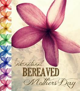 Rose and Her Lily: Bereaved Mother's Day