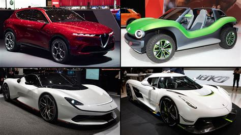 Best Cars Of The 2019 Geneva Motor Show