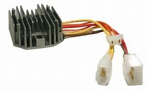Polaris Iq Shift 600  2009  Voltage Regulator