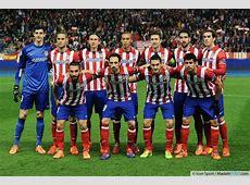 Liga Champions, les Colchoneros 11